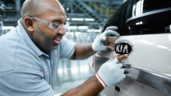 Kia Workers